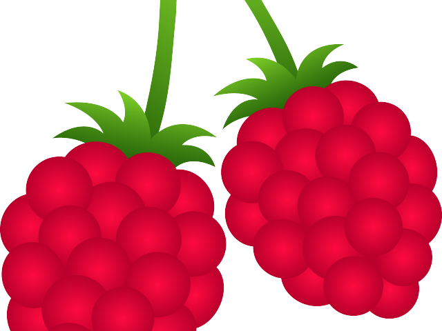 Raspberry free on dumielauxepices. Fruit clipart garland