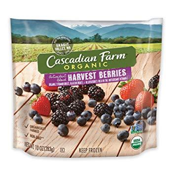 Berry clipart antioxidant. Cascadian farm organic blend