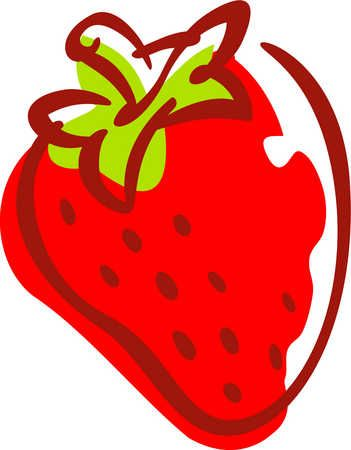 Berries clipart cartoon. Inspirational strawberry suggest jpg