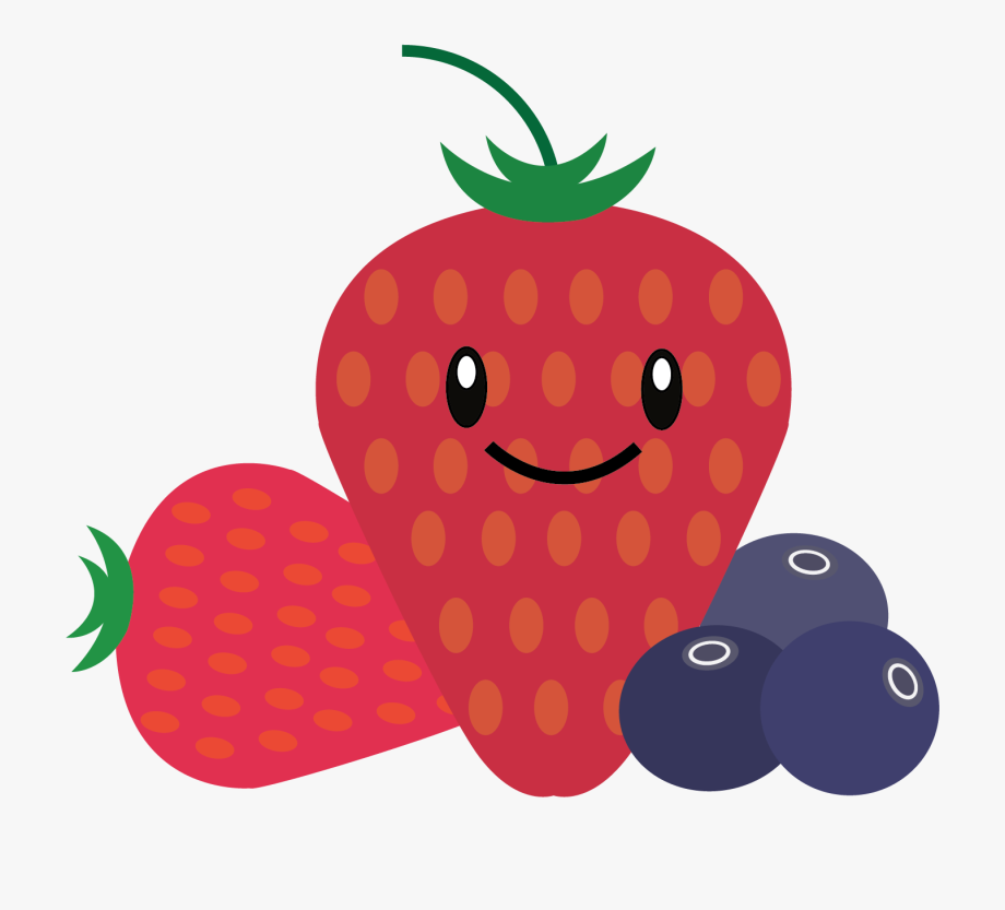 Berries clipart cartoon. Fruit curriculm png free