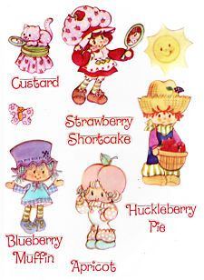 Berries clipart character.  best strawberry shortcake