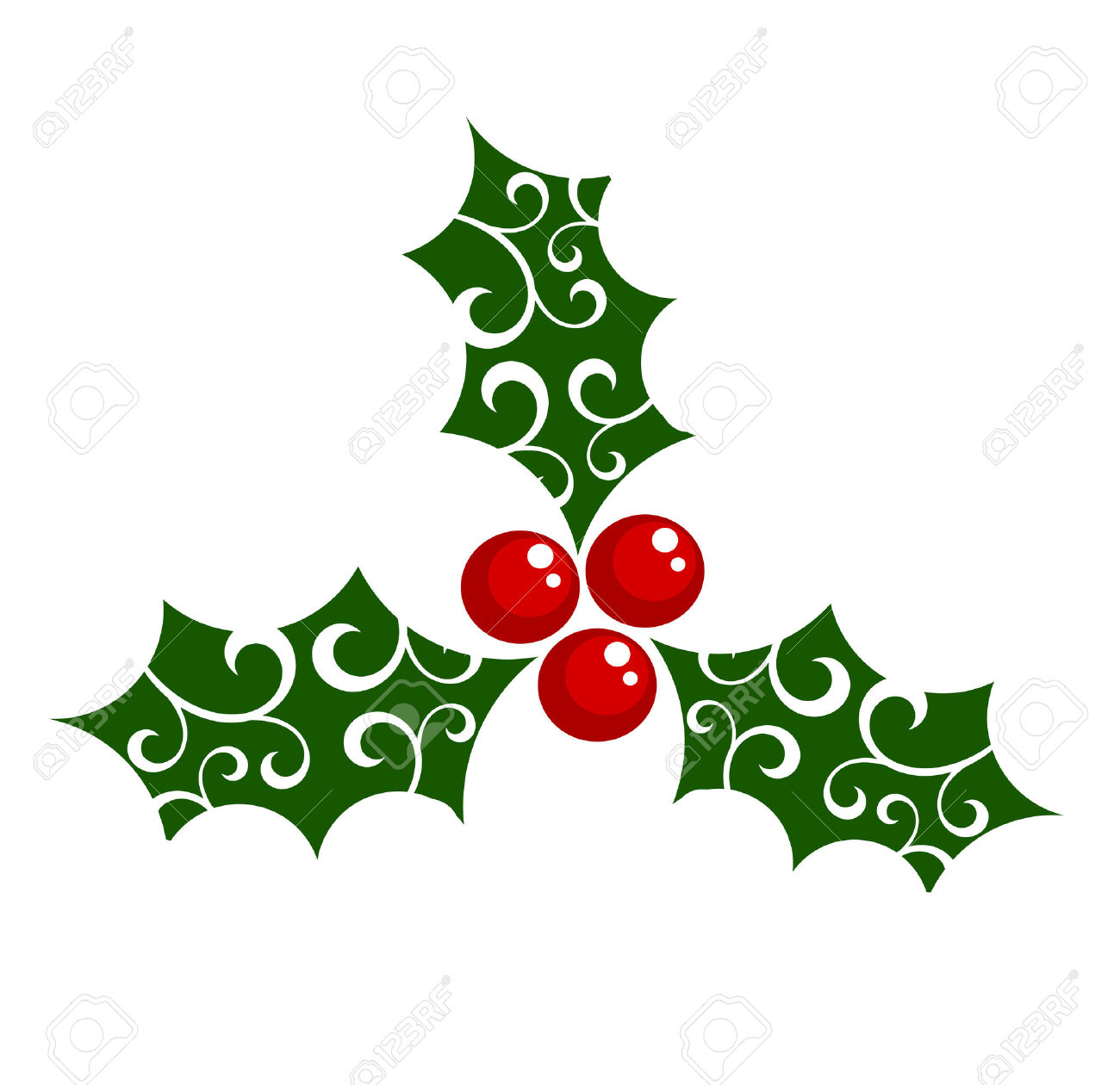Berries clipart cute. Winter clipground free christmas