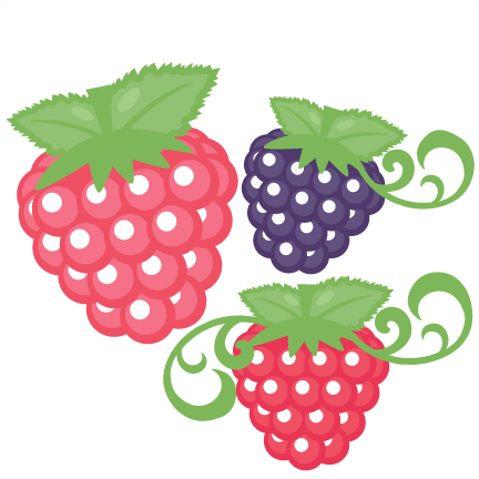 collection of transparent. Berries clipart cute