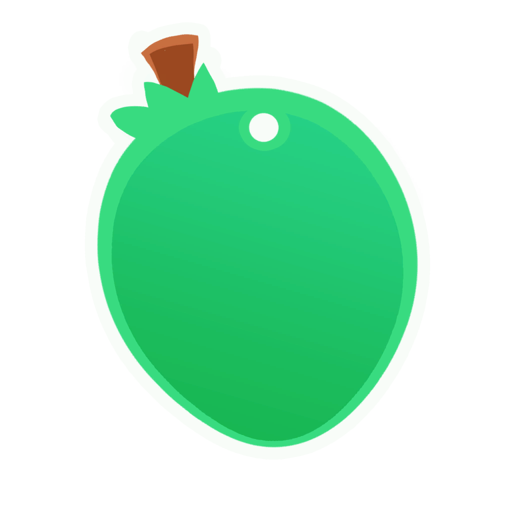 Berries clipart mango. Mint slime rancher wikia