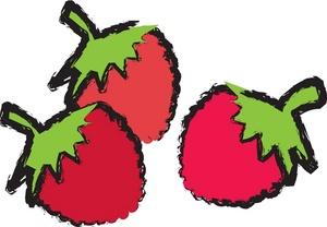 Berries clipart mango. Free image food clip
