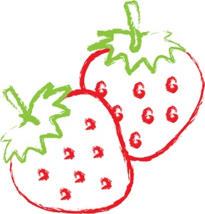 Free image food two. Berries clipart mango