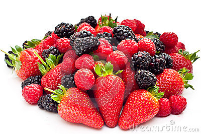 collection of mixed. Berries clipart mix