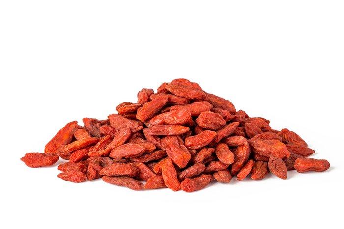 Berries clipart nuts. Goji