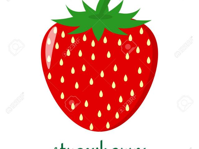 Berry clipart red object. Free download clip art