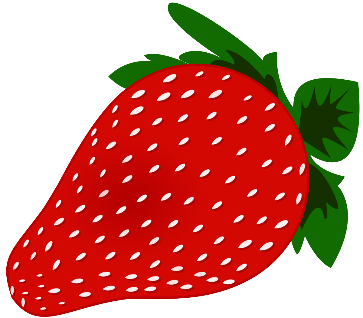 Berry Clipart Cute Strawberry Free collection