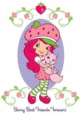 Berries clipart strawberry shortcake. Images berry happy valentine