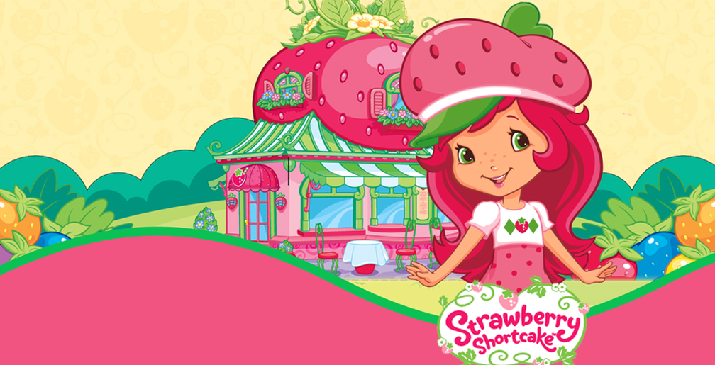 Berries clipart strawberry shortcake. Dvd review dance berry