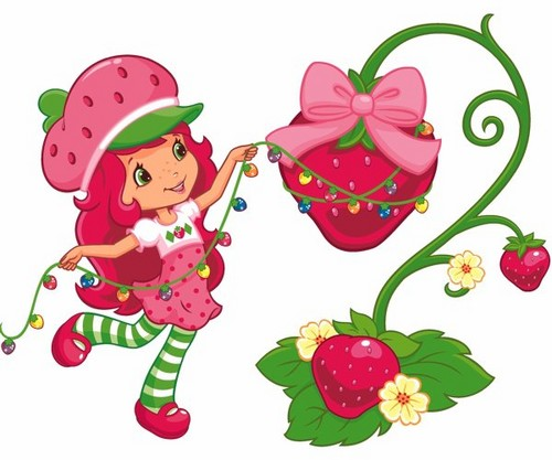 Berries clipart strawberry shortcake. Images happy holidays from