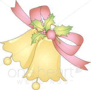 Berries clipart two. Golden bells tied with