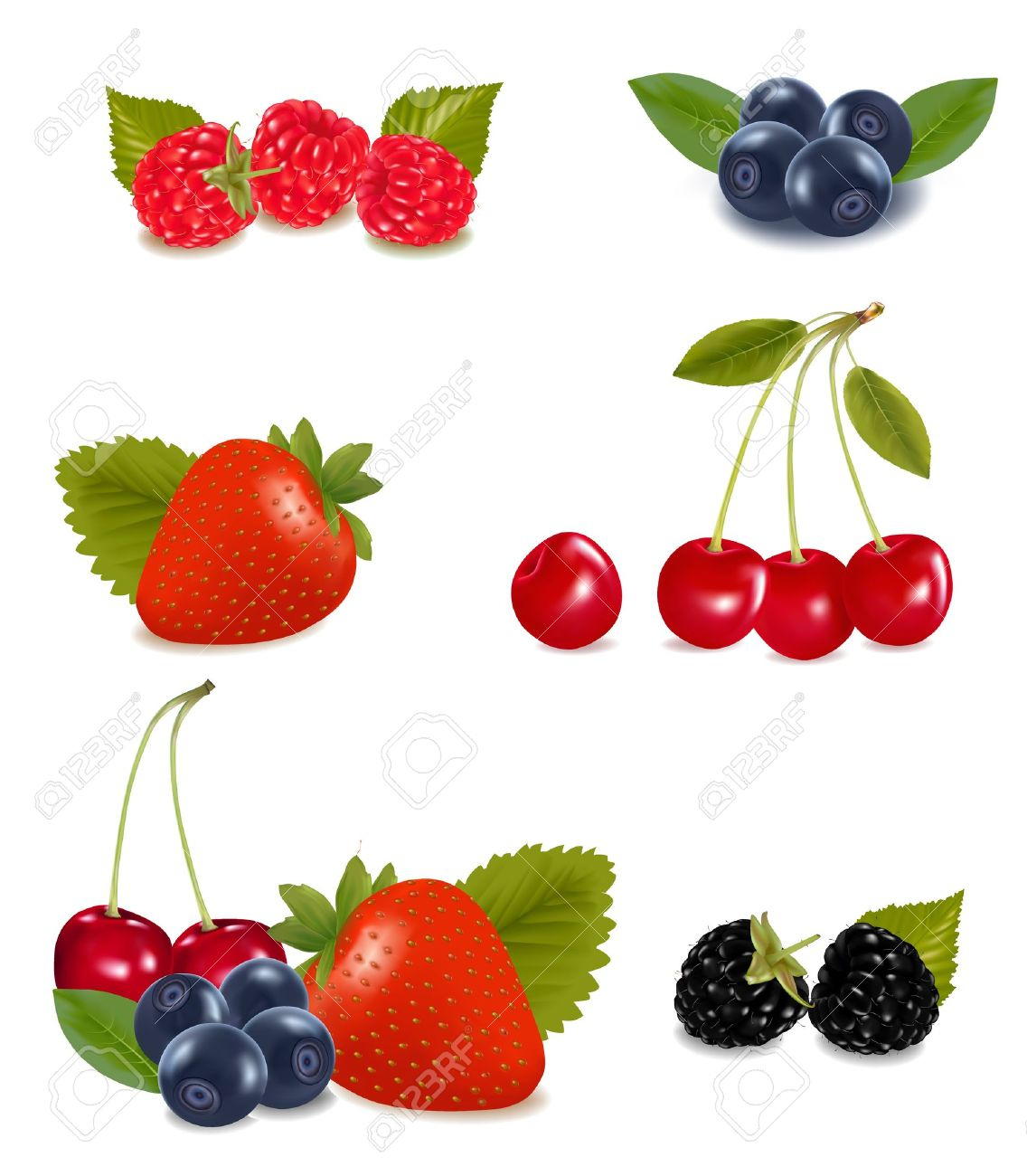 Berry clipart sour food