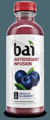 Blueberry clipart antioxidant. Bai brasilia x png