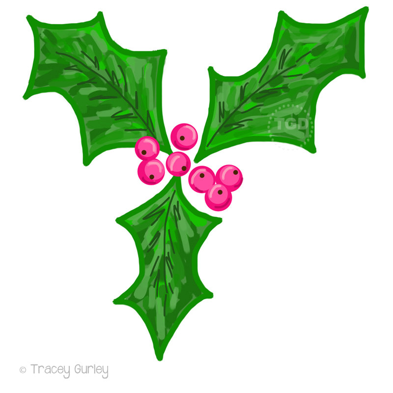 Berries clipart holiday. Holly berry clip art