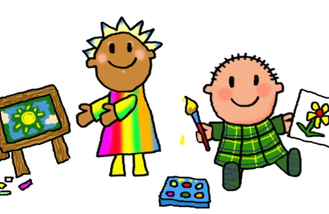 Toddler clipart. Children drawing at getdrawings