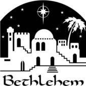 Portal . Bethlehem clipart