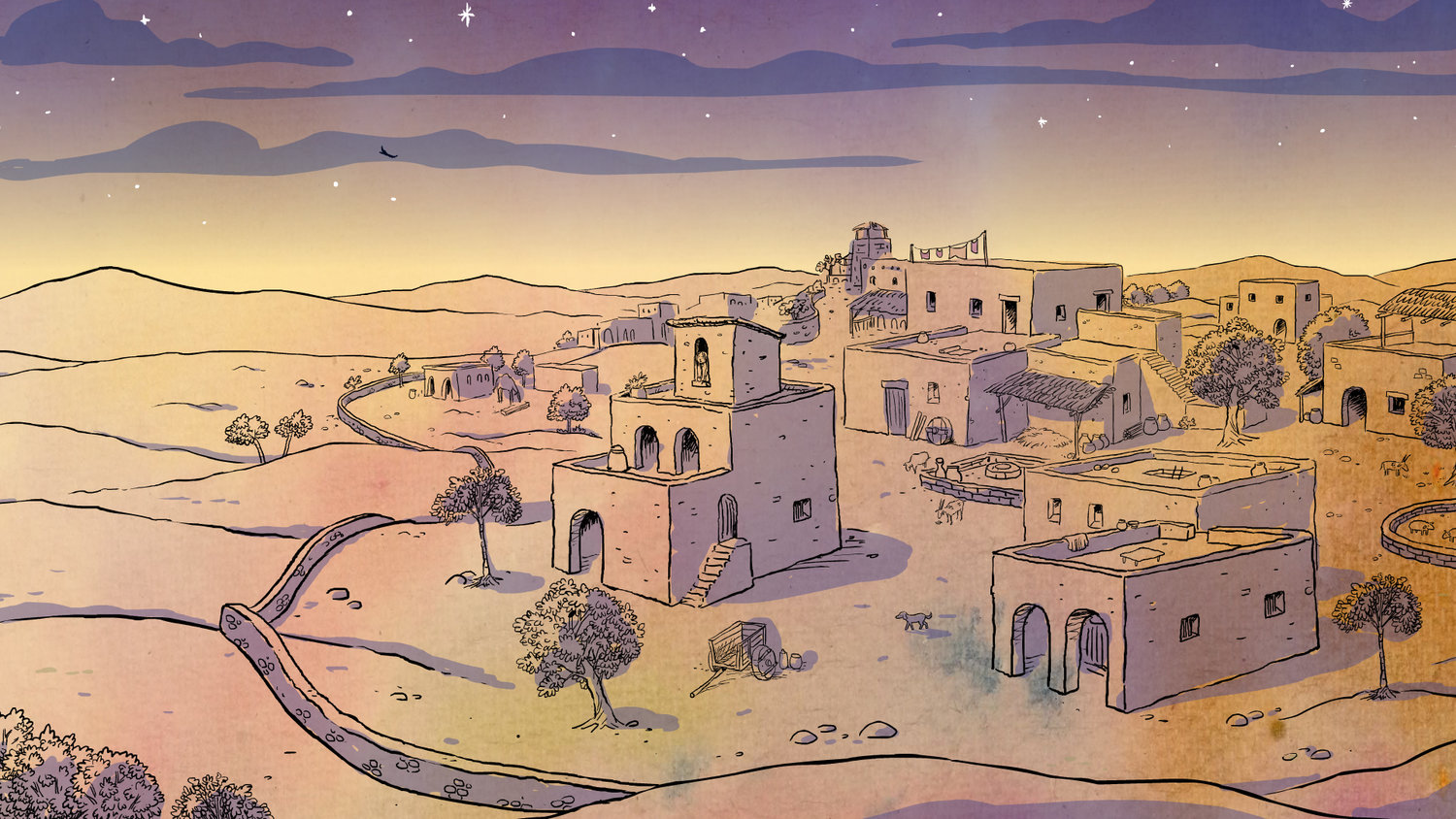 Download for free png. Bethlehem clipart ancient city