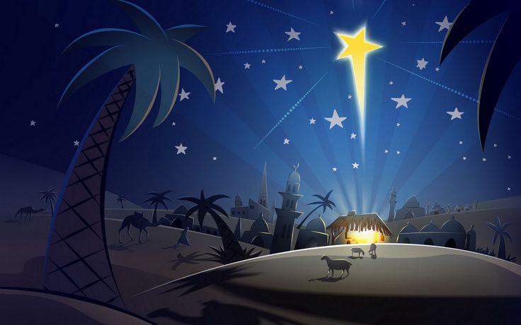 best christmas nativity. Bethlehem clipart animated