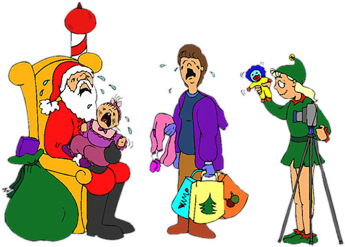 Free christmas animations picture. Boys clipart animated