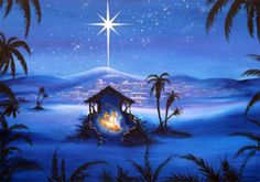 The star of christmas. Bethlehem clipart background
