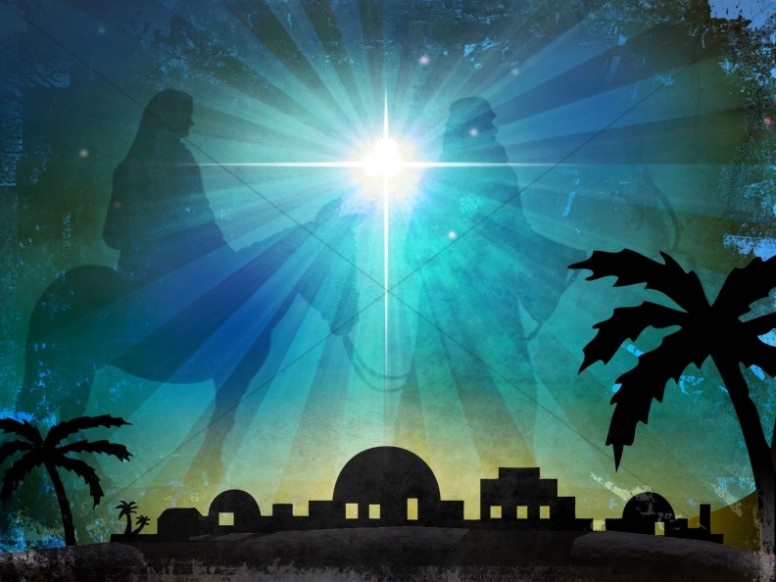 Worship backgrounds. Bethlehem clipart background