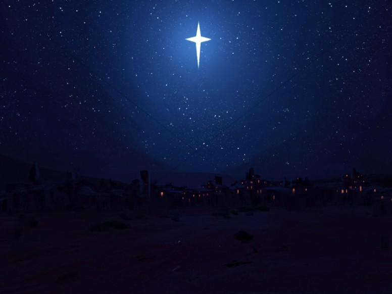 Bethlehem clipart background. Star of christmas worship