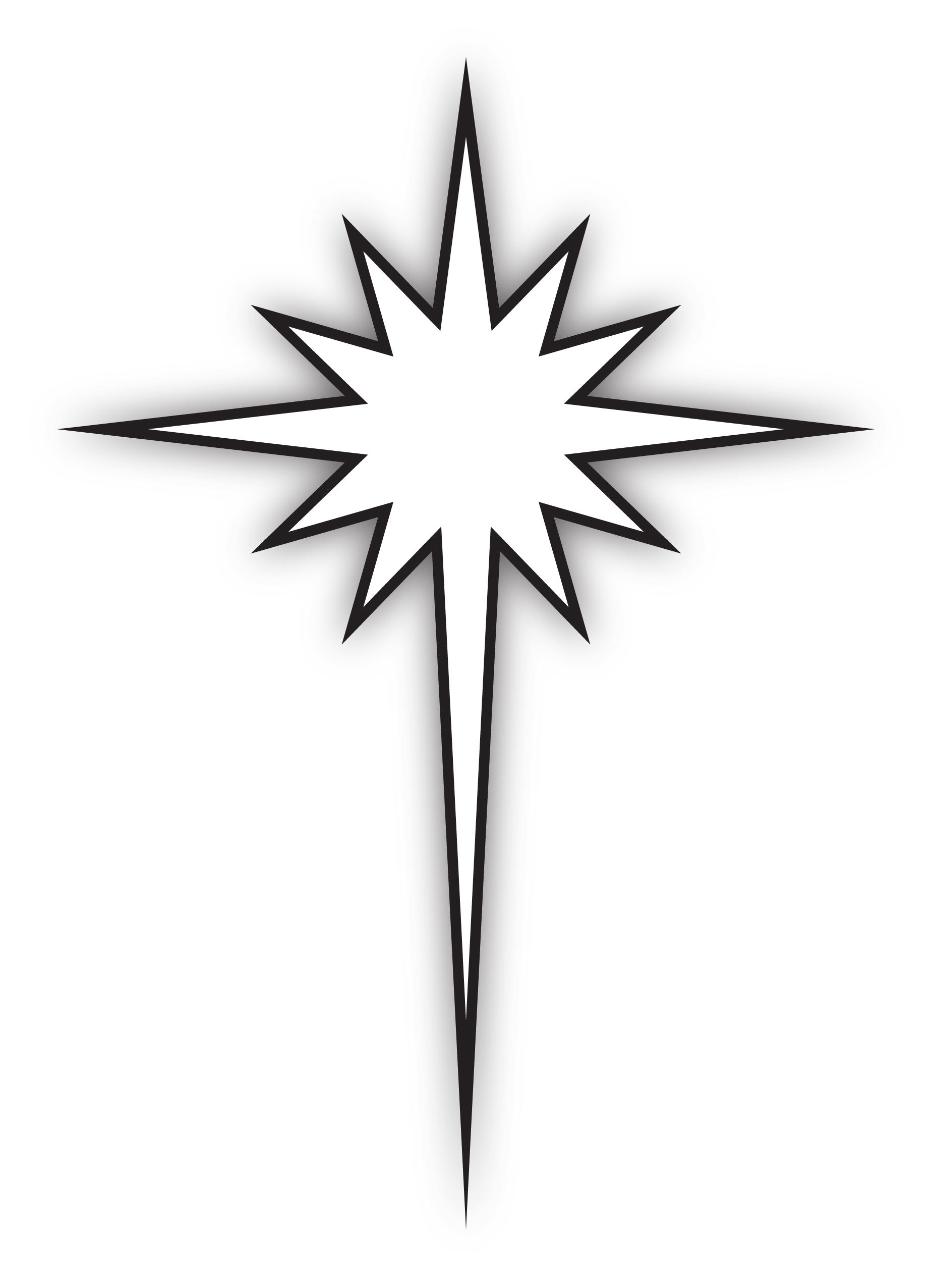 star of clipartlook. Epiphany clipart bethlehem