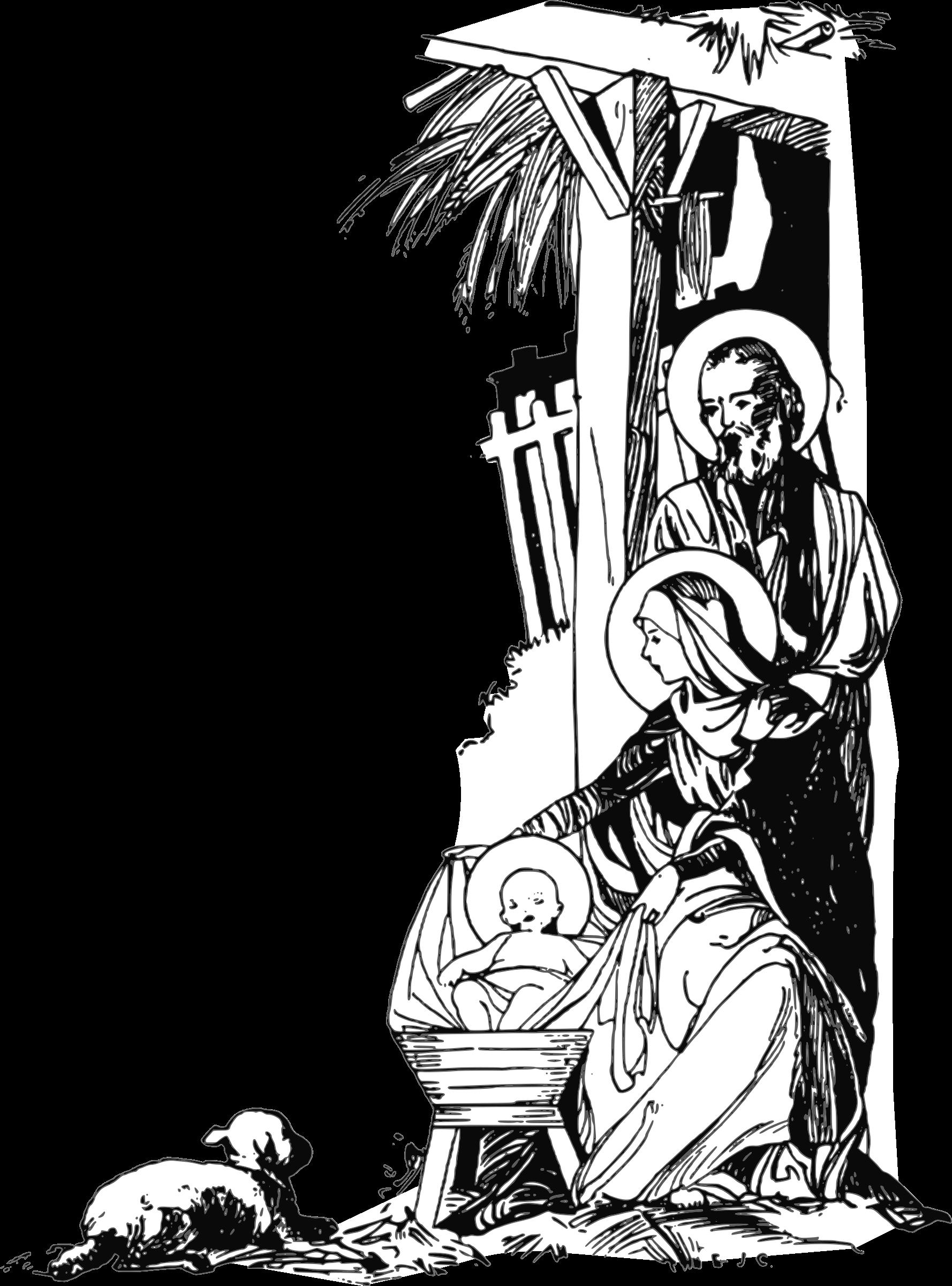 manger clipart birthplace jesus