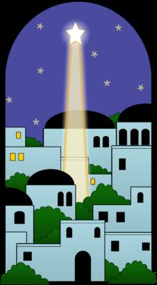 Bethlehem cartoon