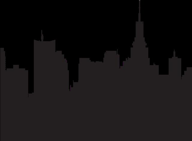 Hd transparent city skyline. Bethlehem clipart cityscape