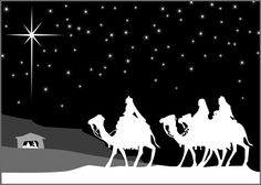 O little town of. Bethlehem clipart creche