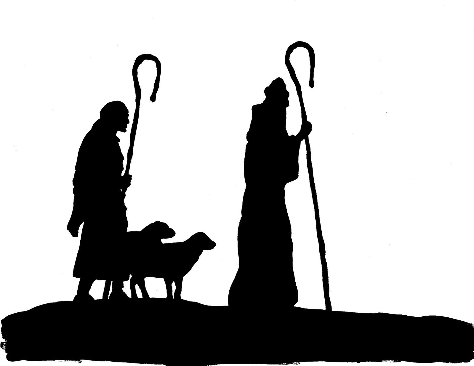 Bethlehem clipart crib. Used these for the