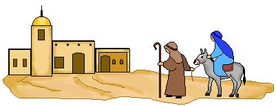best primary clips. Bethlehem clipart cute