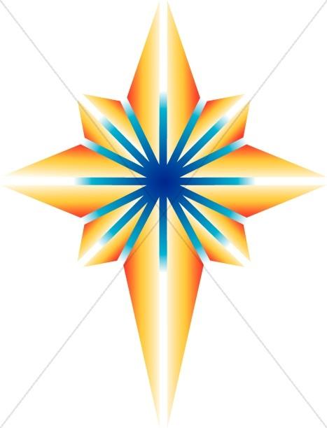 Three magi bright shining. Nativity clipart epiphany