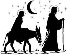 Bethlehem clipart journey. Advent craft decoration i