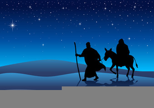 To free images at. Bethlehem clipart journey
