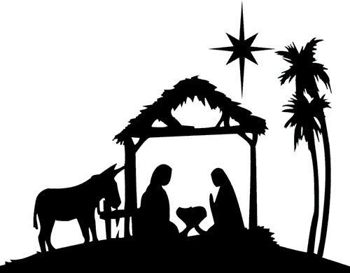O little town of. Bethlehem clipart manger bethlehem
