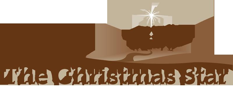 Christmas star the of. Bethlehem clipart nativity story