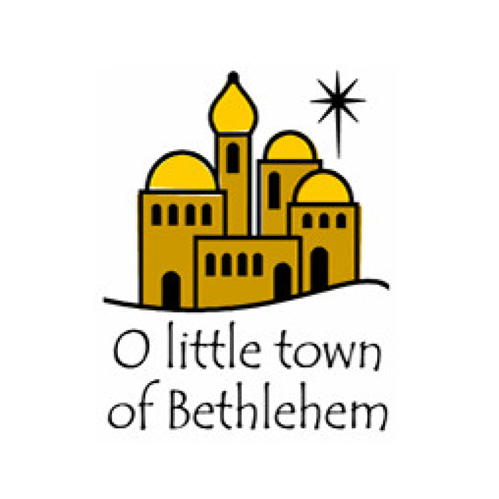 Bethlehem clipart o little town. Silhouette at getdrawings com