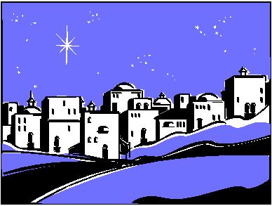 Of http www examiner. Bethlehem clipart o little town