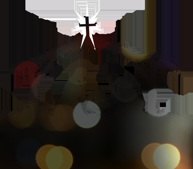 Nativity of jesus silhouette. Bethlehem clipart scene