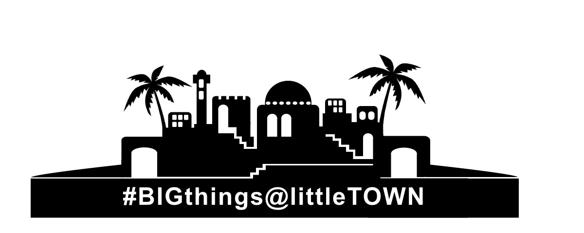 Bethlehem clipart skyline.  bigthings littletown part