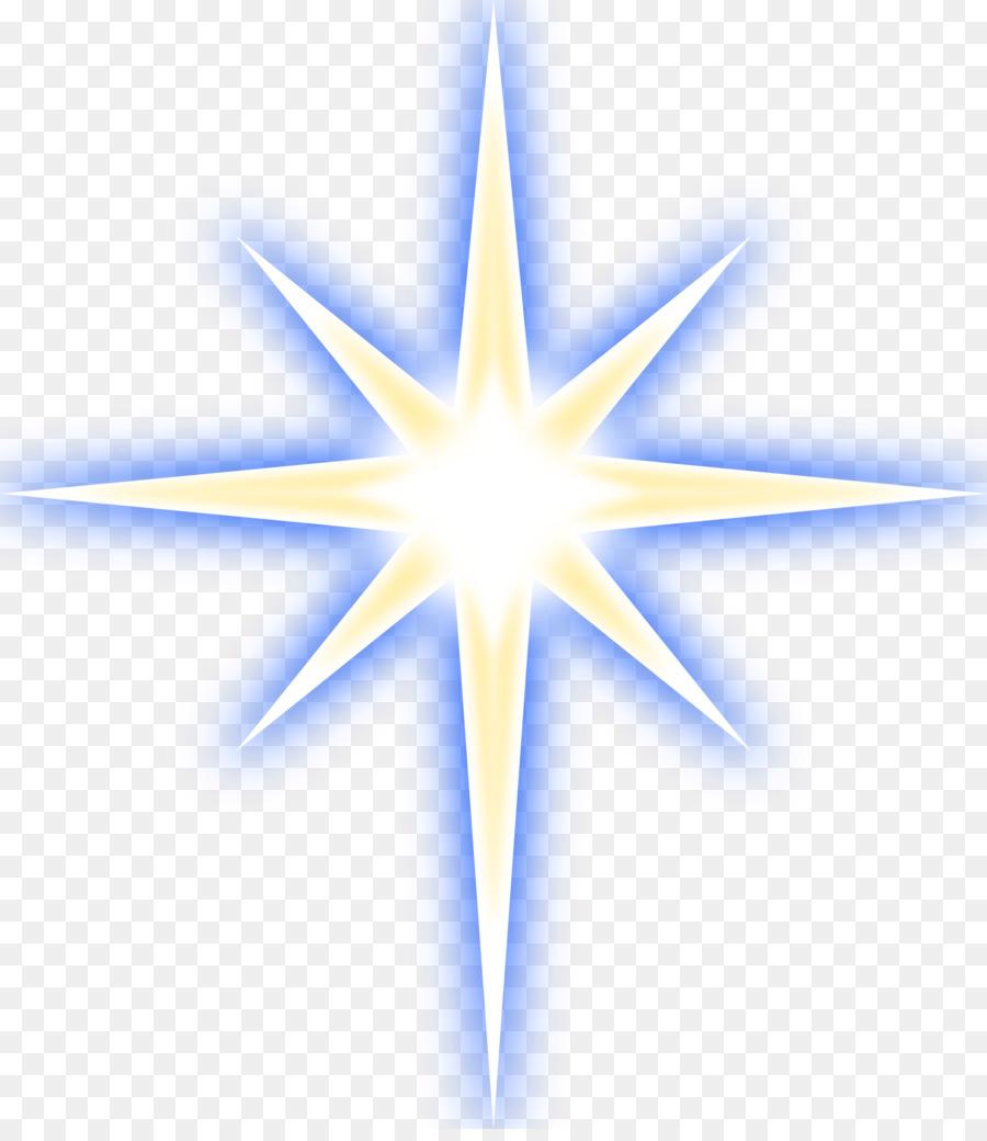 Star of christmas clip. Bethlehem clipart transparent