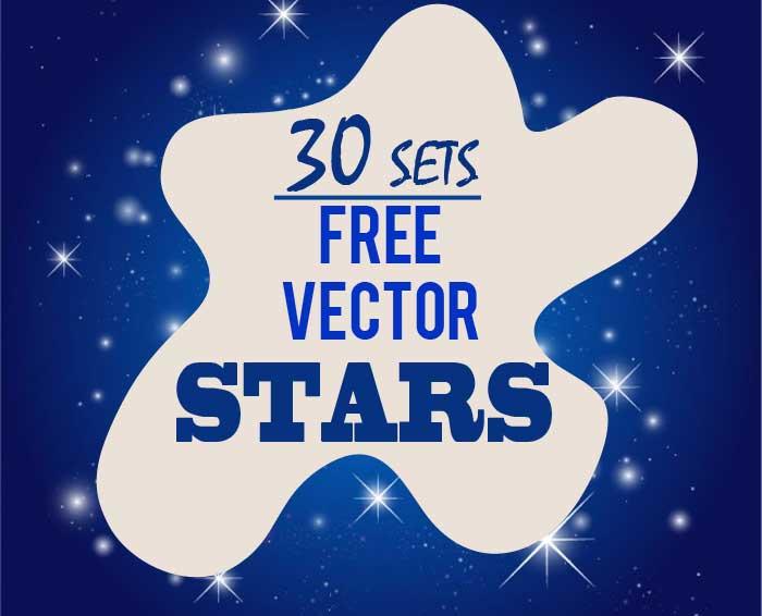 Stars clip art sets. Bethlehem clipart vector