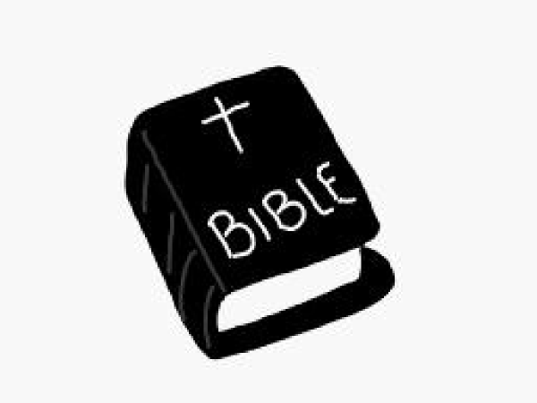 Black clipart bible. Clip art and white