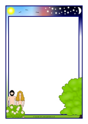 Story primary teaching resources. Bible clipart borders