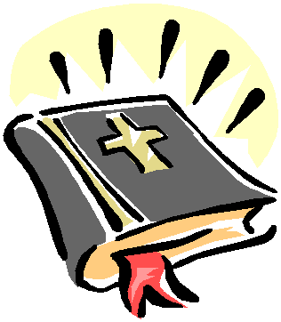 Black and white free. Clipart bible